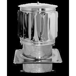 Nasada kominowa Turbomax - podstawa kwadratowa 0,5 MM