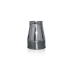 Ustnik do systemów kominowych nadciśnieniowych