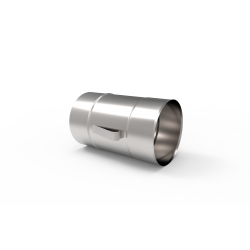 Rura kwasoodporna z uszami KS 0,25 mb 0,8 MM