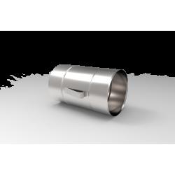 Kwasoodporna rura prosta KS - 0,25 mb 1 MM