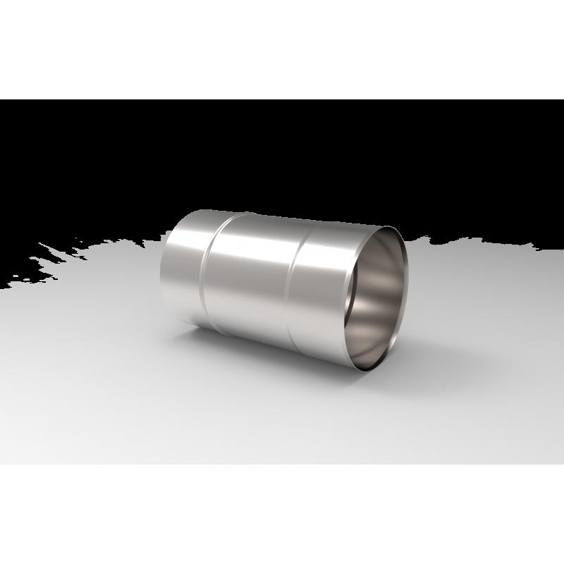 Rura żaroodporna prosta - 0,8 MM