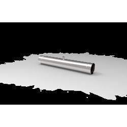 Żaroodporna rura KZS z króćcem pomiarowym