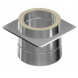 Przejście izolowane do kominów ceramicznych KA - akcesoria kominowe
