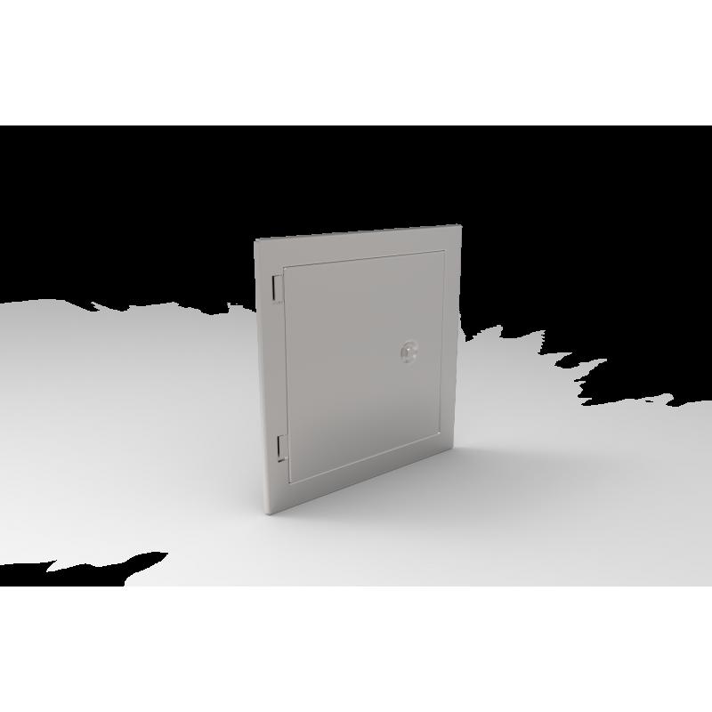 Drzwiczki do wyczystki (140x140 mm) | Akcesoria kominowe