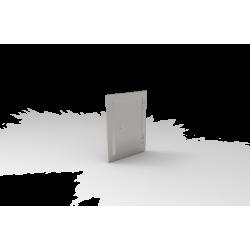 Drzwiczki do wyczystki z przegrodą (140 x 210 mm) | Akcesoria kominowe