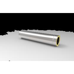 Rura kwasoodporna do podciśnieniowych systemów kominowych